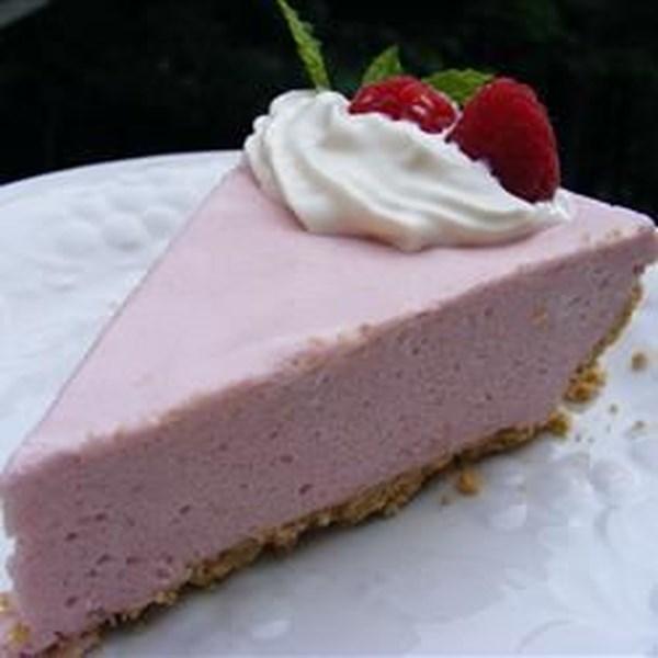 Receita de Raspberry Chiffon Pie II