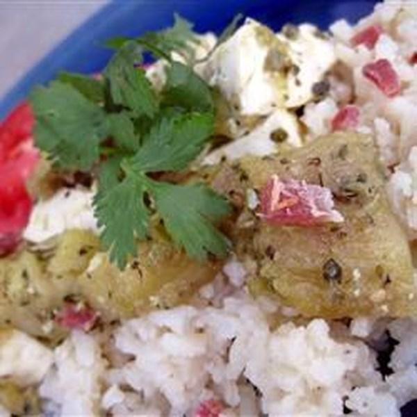 Berinjela Queimada Tailandesa com Receita de Tofu