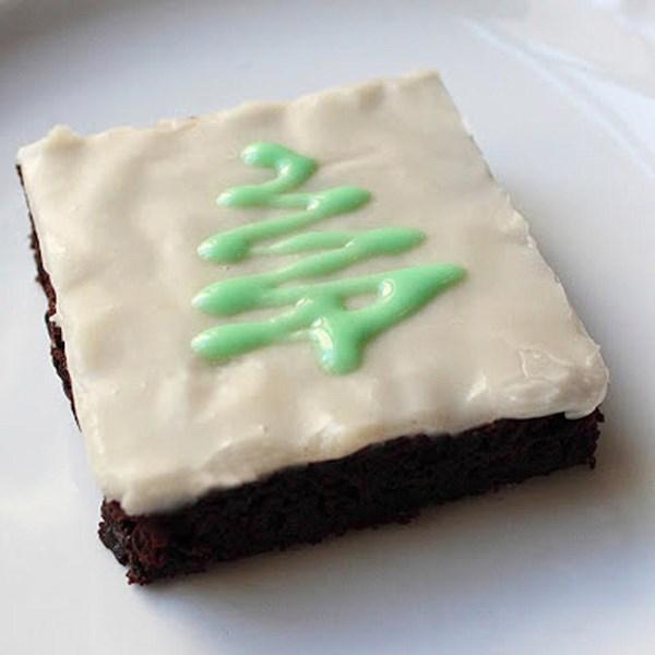 Receita de Brownies de Chocolate do Chef John
