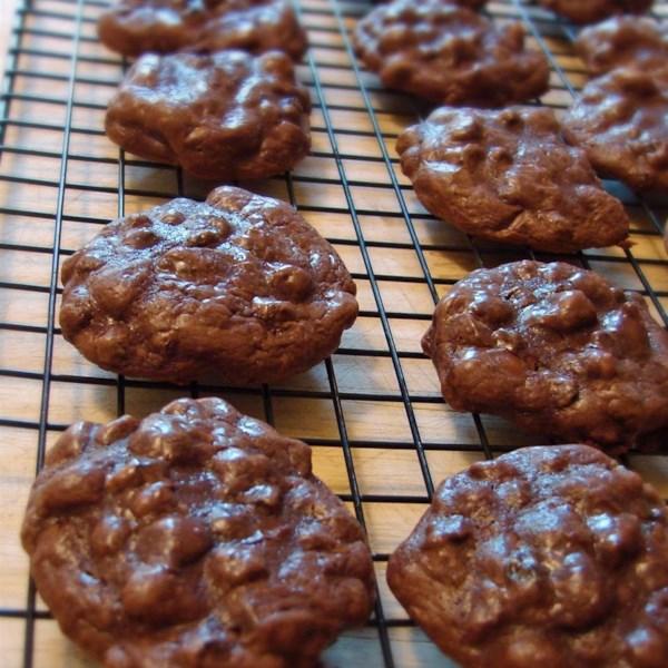 Receita de Biscoitos de Chocolate de Pimenta do Chef John