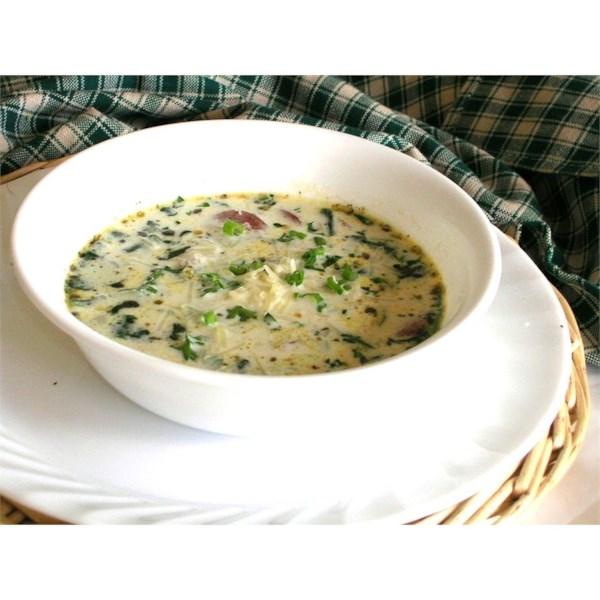 Receita de Sopa de Batata Cajun
