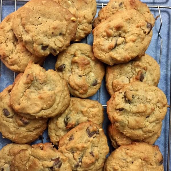Receita de Biscoitos de Manteiga de Amendoim IX