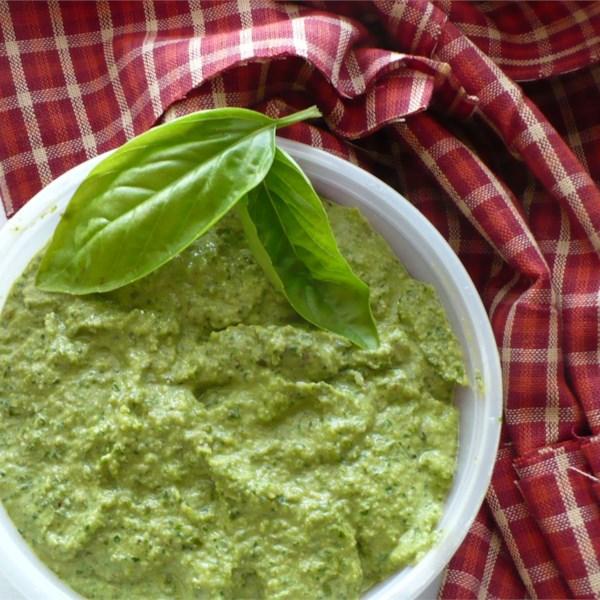 Pesto com Receita de Rúcula