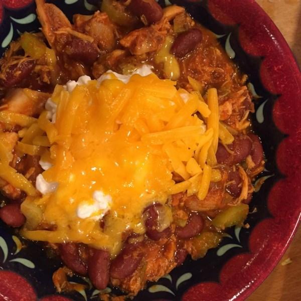 Receita de Chili de Frango Super Fácil