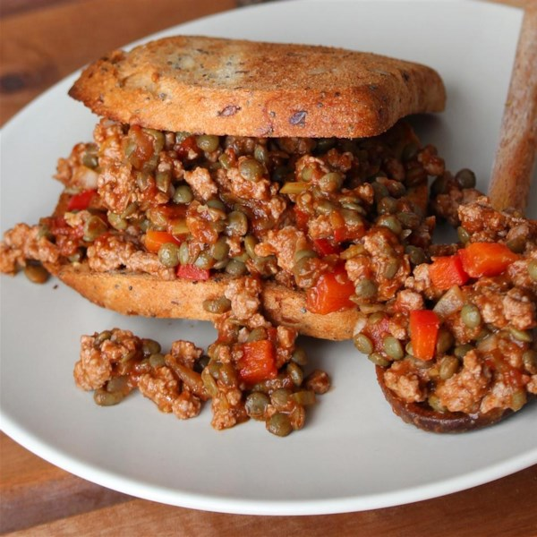 Andie's Quick 'n Easy Sneaky Sloppy Joes Recipe