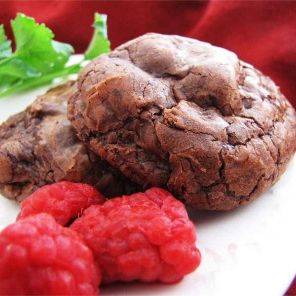 Receita de Biscoitos de Trufas de Chocolate