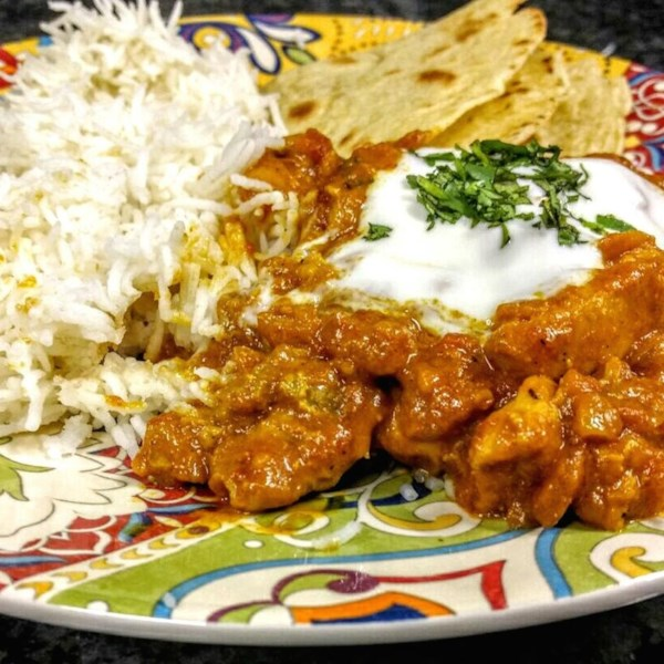 Receita de Curry de Frango Indiano (Murgh Kari)