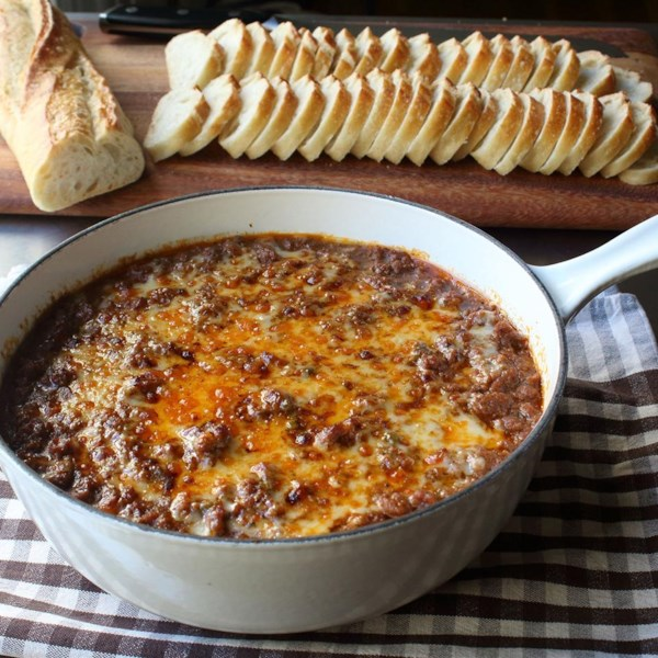Chef John's Hot Sloppy Joe Dip Receita