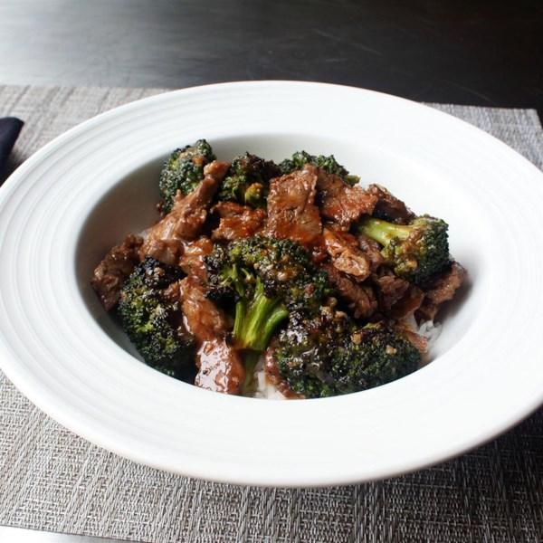 Receita de Carne de Brócolis Carbonizada