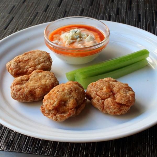 Chef John's Buffalo Chicken Nuggets Receita