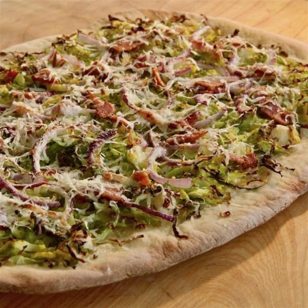 Receita de Massa de Forno de Pizza