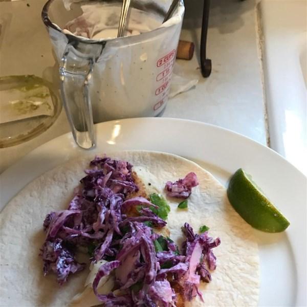 Receita de Tacos de Peixe Rápido