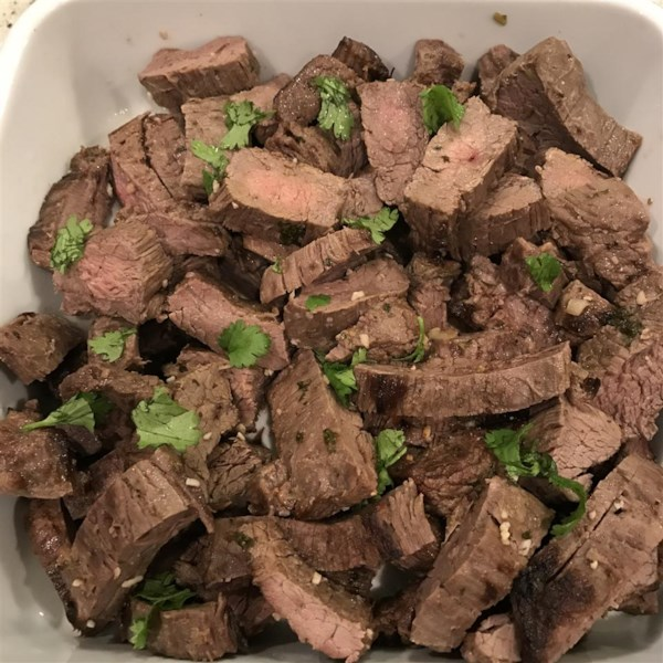 Chef John's Grilled Mojo Beef Recipe