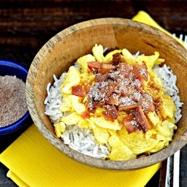 Receita de Café da Manhã para O Jantar