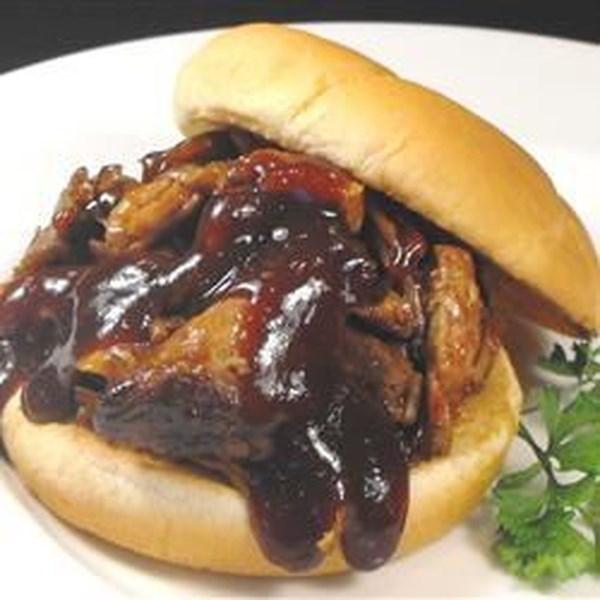 Sarge's EZ Pulled Pork BBQ Recipe