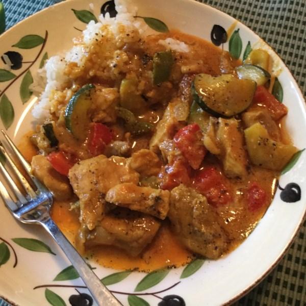 Chef John's Peanut Curry Chicken Recipe