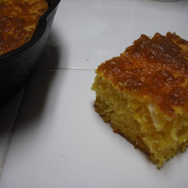 Receita mexicana de pão de milho da Sra. Patti