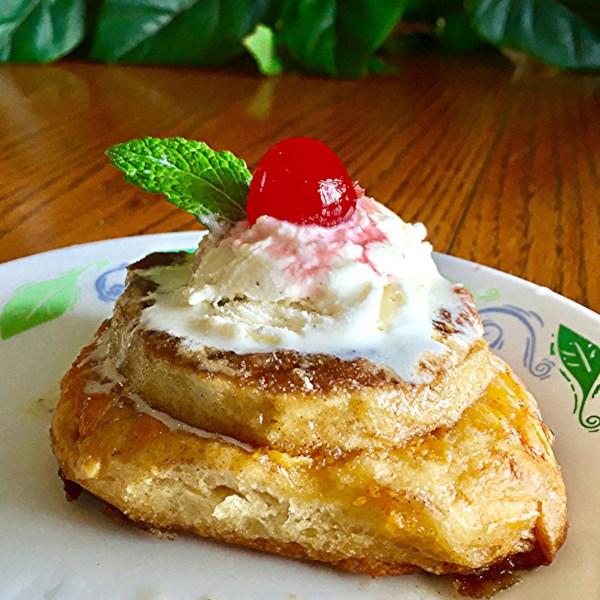 Receita de Sanduíches de Café da Manhã de Natal