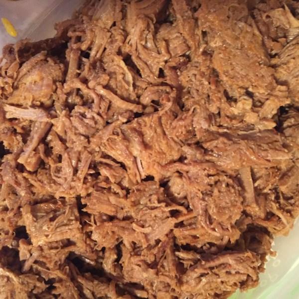 Receita de carne mexicana de panela lenta de Charley