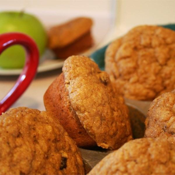 Receita de Muffins de Abóbora Viciante
