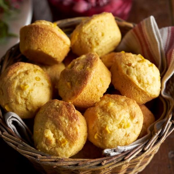 Receita de Pão de Milho Doce Dourado de Del Monte(R)