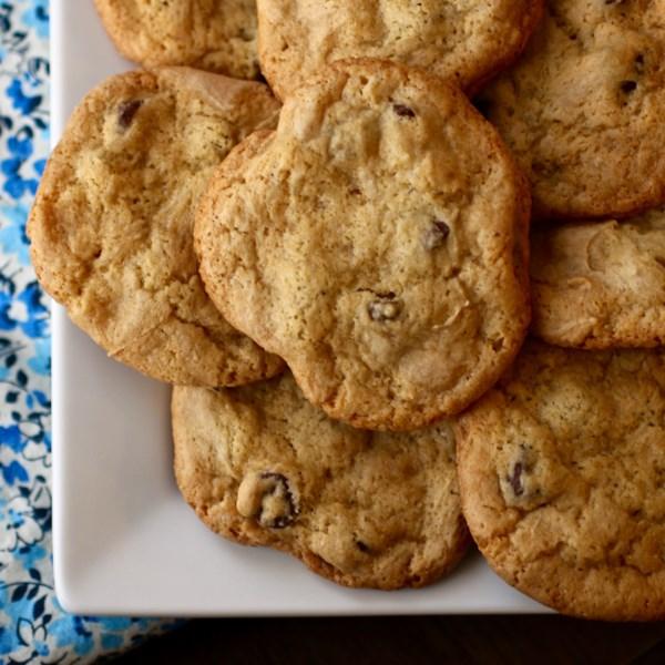 Melhores biscoitos de chocolate de todos os tempos Eu Receita
