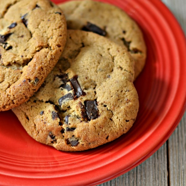 Receita premiada de biscoitos de chocolate macio