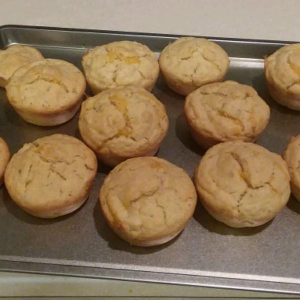 Biscoitos Cheddar com Old BAY® Tempero