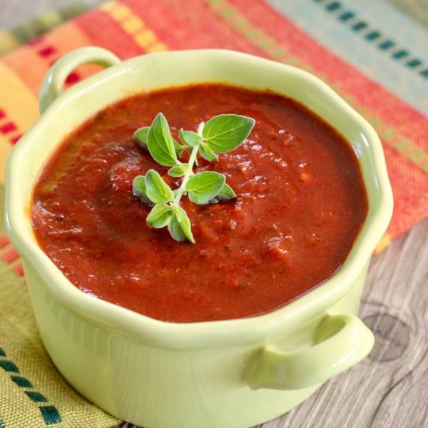 Receita de Molho Enchilada Vermelho