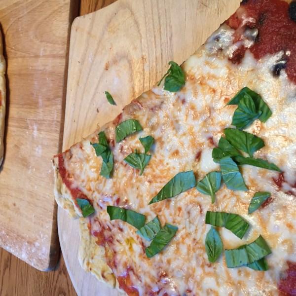 Pizza na grelha i receita