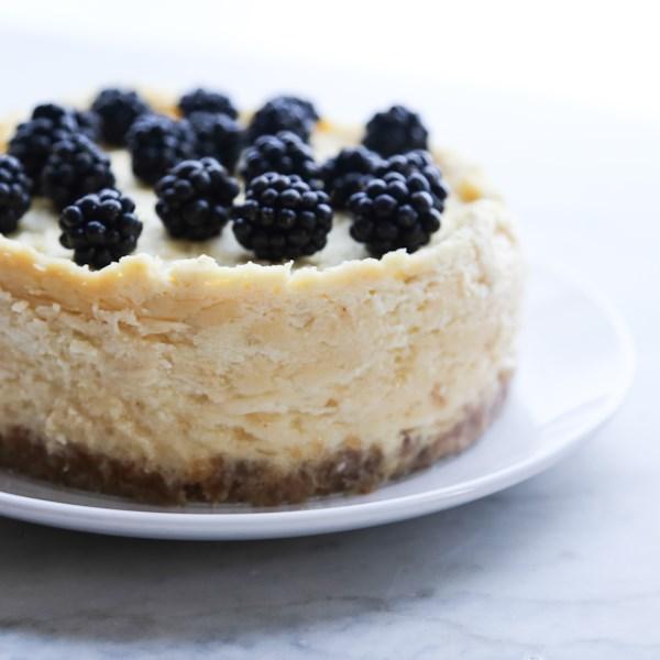 Receita de Cheesecake de Pote Instantâneo (R)