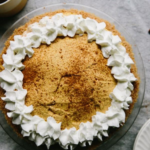 Receita de Torta de Abóbora Com Crosta de Canela