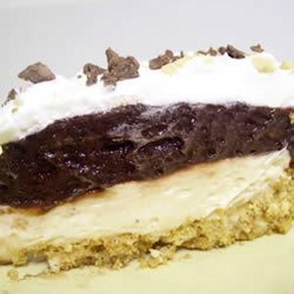 Receita de Torta de Amendoim Chocolaty