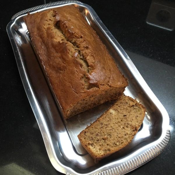 Receita caseira de pão de banana da vovó