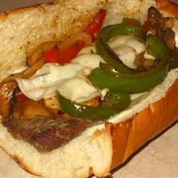 Receita sensacional de sanduíche de bife