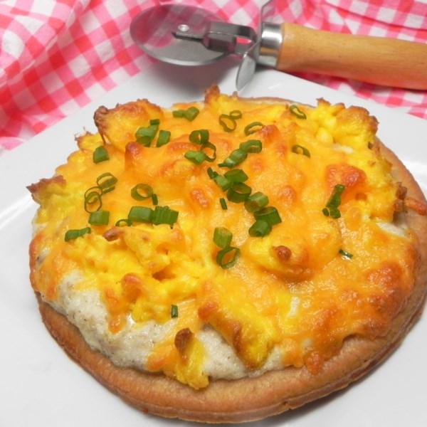 Receita de Pizza de Molho de Molho de Linguiça e Salsicha