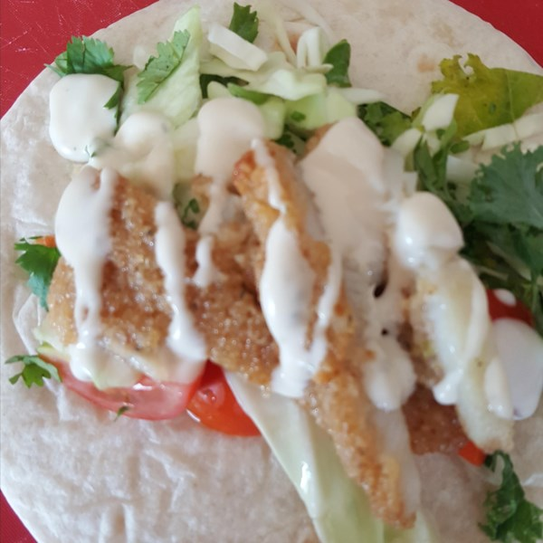 Receita de Tacos de Peixe Ultimo