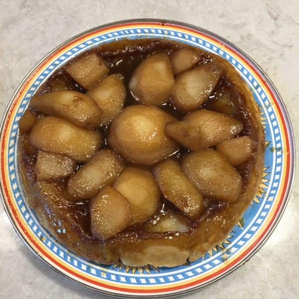 Receita de Tarte de Maple-Pear Tarte