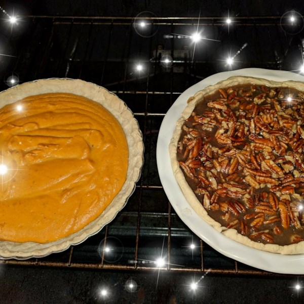 Receita de Torta de Nozes de Batata Doce