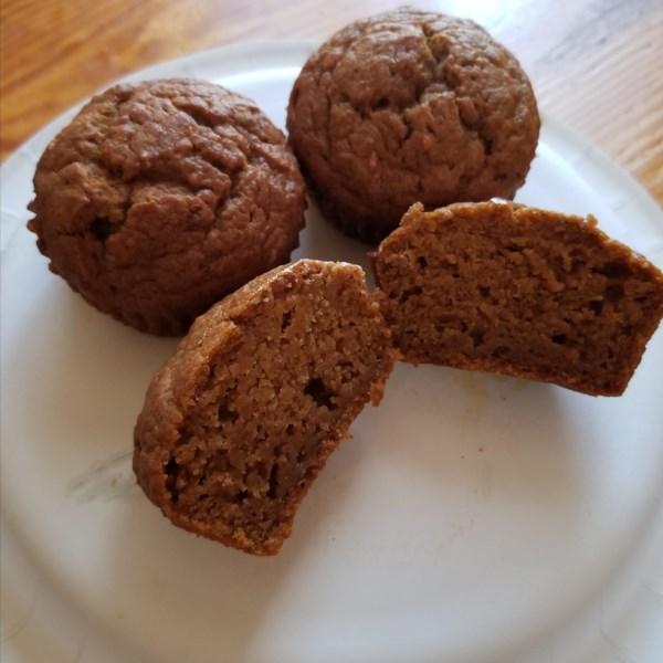 Receita perfeita de muffins de abóbora