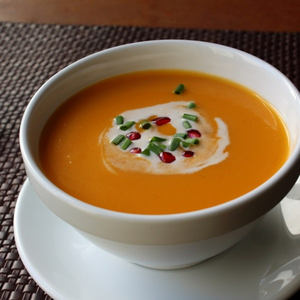 Chef John's Butternut Bisque Recipe