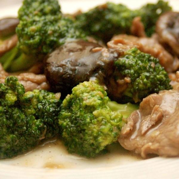 Melhor Receita de Carne e Brócolis