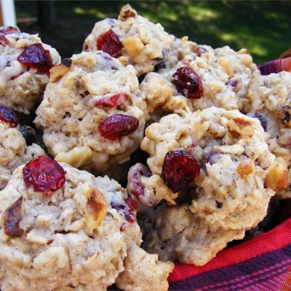 Receita de Biscoitos da Colheita de Outono