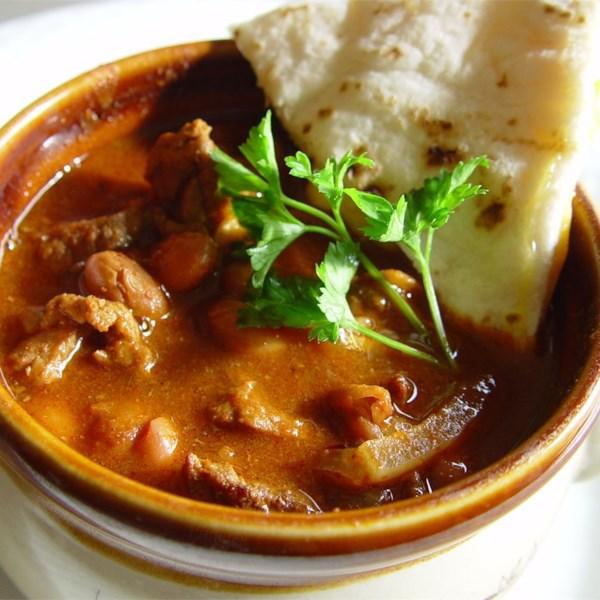 Receita de Chili con Carne I