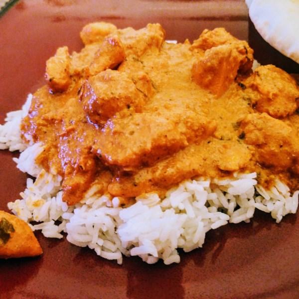 Receita de Murgh Makhani (Frango Com Manteiga Indiana)