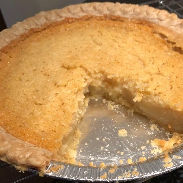Receita de Torta de Leite com Manteiga III