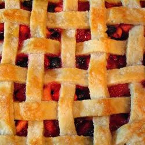 Receita de Torta de Bumbleberry II
