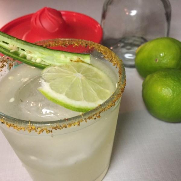 Receita de Margaritas de Jalapeno