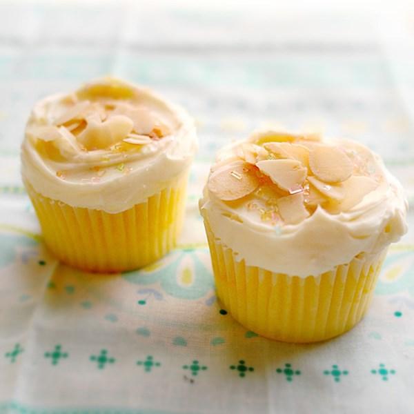 Receita de Cupcakes de Limão