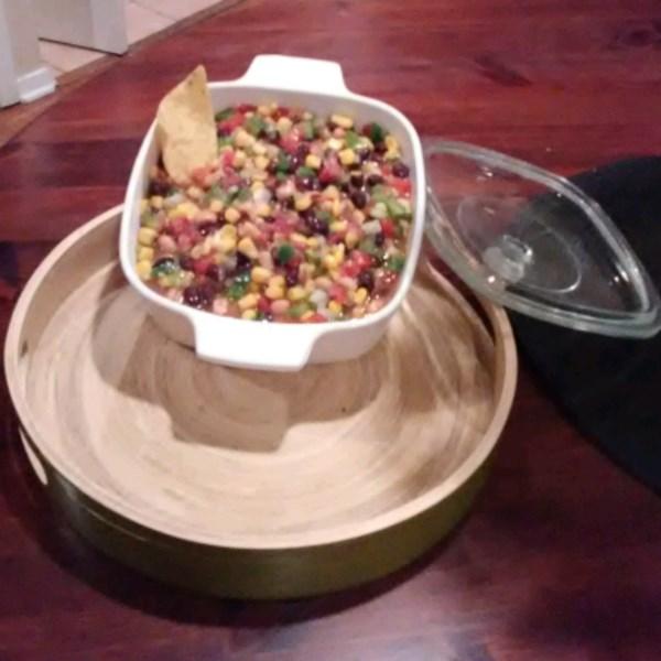Receita de Salsa de Feijão Picante